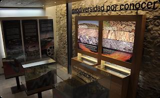 juzbado, museo de la falla, centro de interpretación, geología