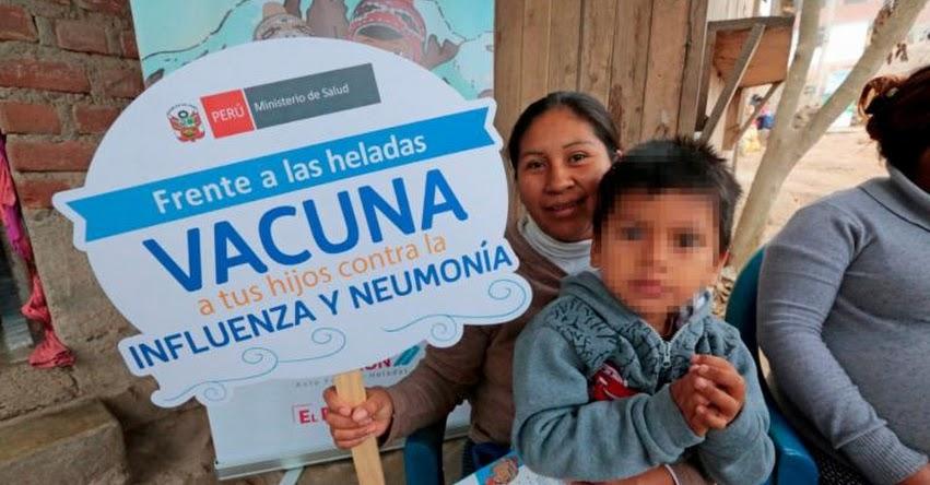 MINSA vacunará a 200 mil niños menores de 5 años en Campaña Nacional de Vacunación «Ponte al Día con las Vacunas» (24 y 25 Noviembre) www.minsa.gob.pe