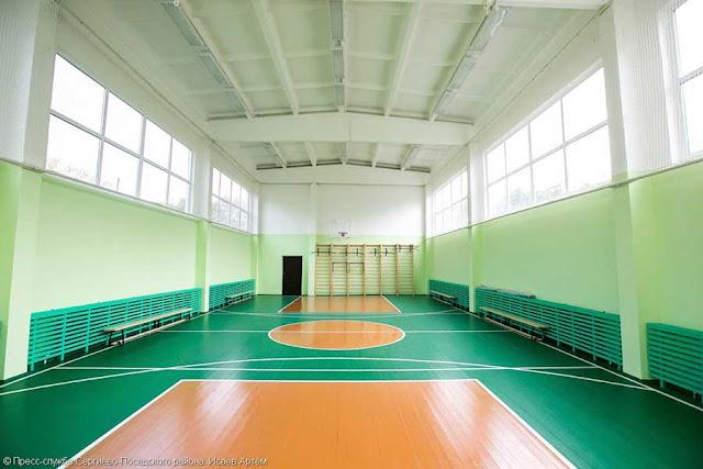 Школы Сергиево-Посадского района готовы к приёму детей Бужаниново