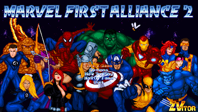 Jogo Marvel First Alliance 2 PC Capa