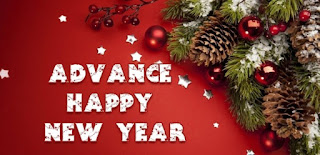 advance new year greetings