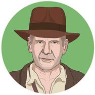Indiana Jones y el Reino de la Calavera de Cristal, 2008: INDIANA JONES: una arqueóloga que corre contra los soviéticos.