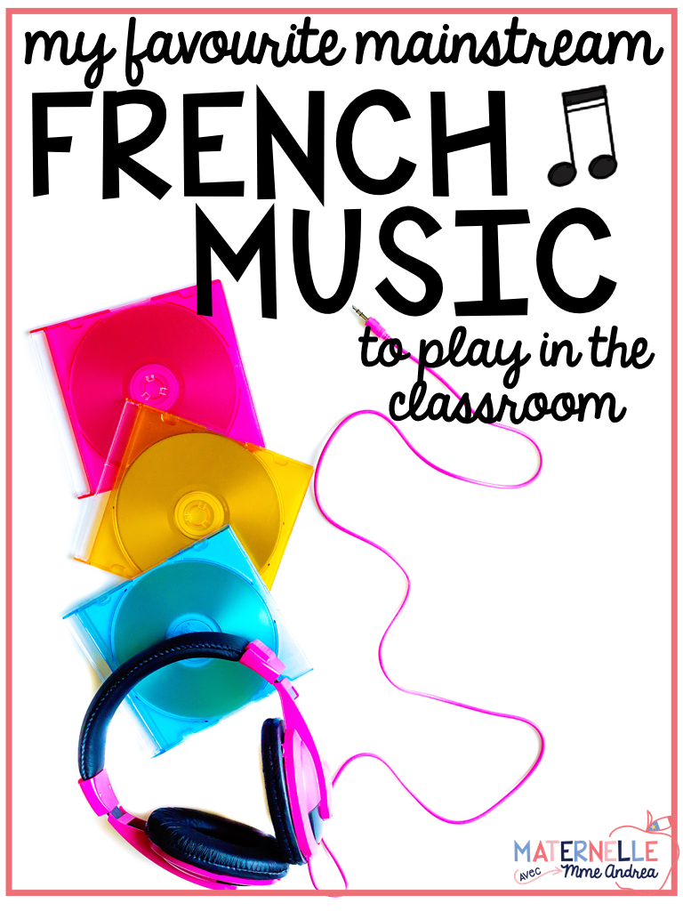 hight resolution of My favourite French music to play in the classroom   Maternelle avec Mme  Andrea