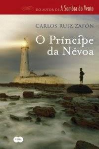 #Resenha de Livro - O Príncipe da Névoa -  Carlos Ruiz Zafón