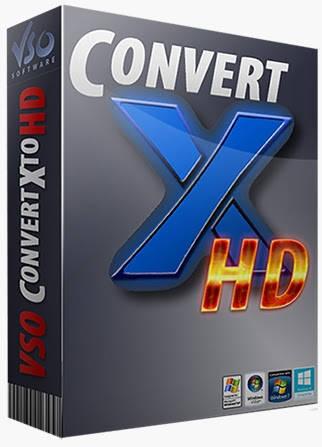 VSO ConvertXtoHD Full Español Versión 2.0