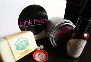 Product Review: Pink Fraise