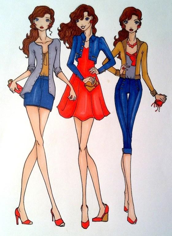 ac7f36709 Pois é meninas, agora que já garimpamos nos brechós e outras boutiques umas  peças vintage ou hipster para compormos um look fashion, vamos ver onde ...