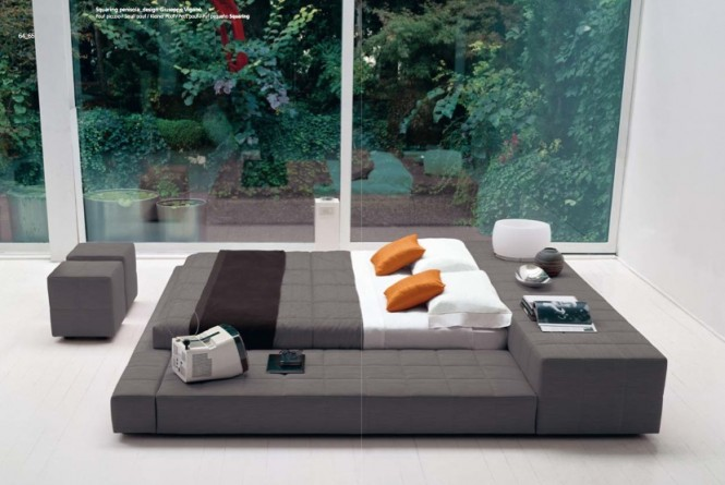 Hogares frescos dise os de camas de lujo italianas de - Disenos de camas ...