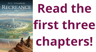 Recreance, The Aeternum Chronicles, H.G. Chambers