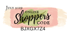 July 2019 Online Shoppers Code logo