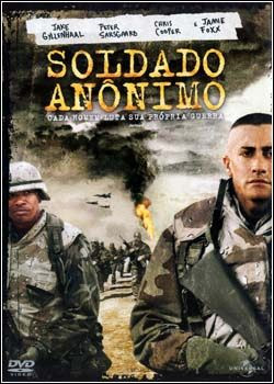 Download Filme Soldado Anônimo – DVDRip AVI Dual Áudio