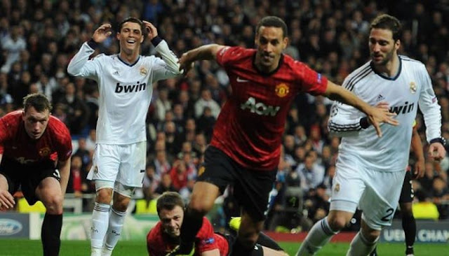 Ver en vivo Real Madrid vs Manchester United