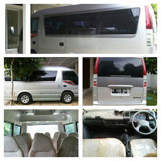 rental elf murah makassar