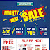 17-18 May 2016 Watsons Mighty May Sale