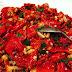 Cevizli Közlenmiş Kırmızı Biber Salatası