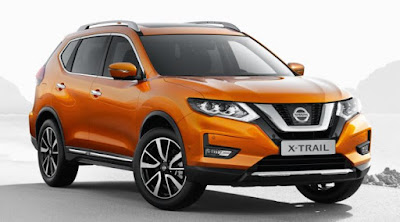 Nissan X-Trail voiture SUV 4x4 7 places avis experts