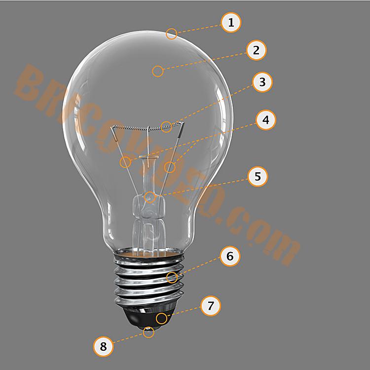 Fonctionnement D Une Lampe A Incandescence Cours D Electromecanique