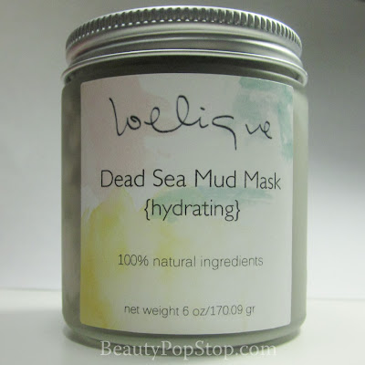 Lollique Dead Sea Mud Mask