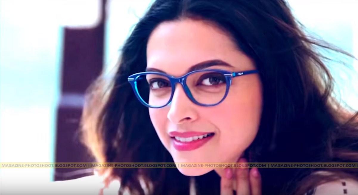 Deepika Padukone Vogue 2016: Deepika Padukone Photoshoot In Dubai For Vogue Eyewear SS
