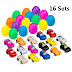 Amazon: $8.80 (Reg. $21.99) Easter Eggs filled with Mini Toy Cars, 16-Sets