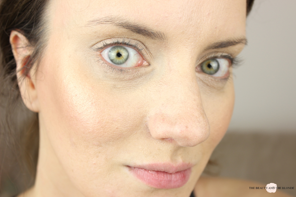 L'Oréal Miss Hippie Mascara vorher