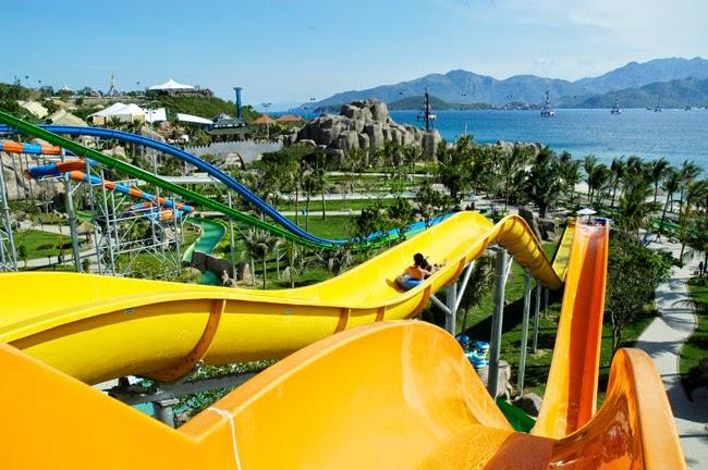 Nha Trang's Vinpearl Land Luxury Resort 19