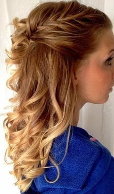 See more Prom Hair hairstyle