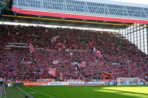 Kaiserslautern Duisburg