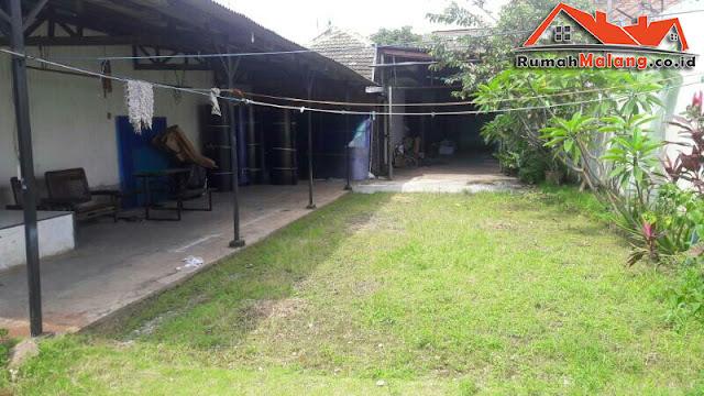 Rumah luas dijual di malang cocok untuk usaha bengkel, kantaor, kos, dll