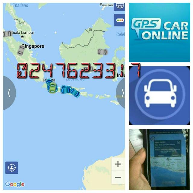 GPS TRACKER NUSANTARA palapa semarang
