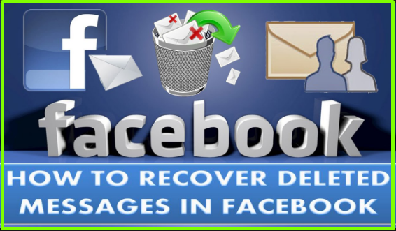 How To See Deleted Messages On Facebook