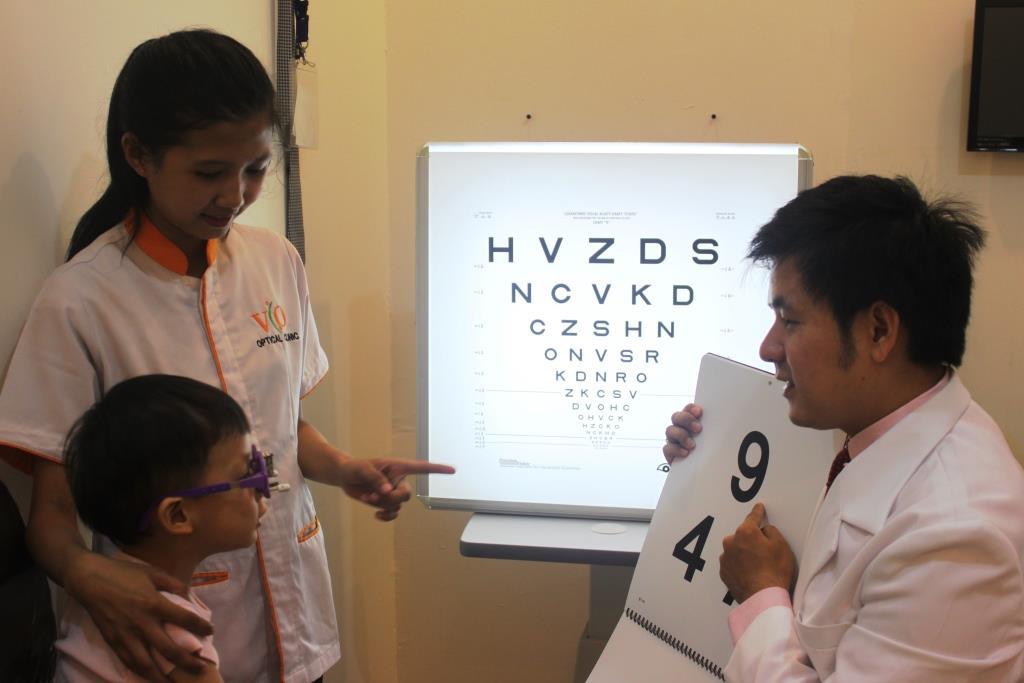 Cara Mengurangi Mata Minus Dan Silinder