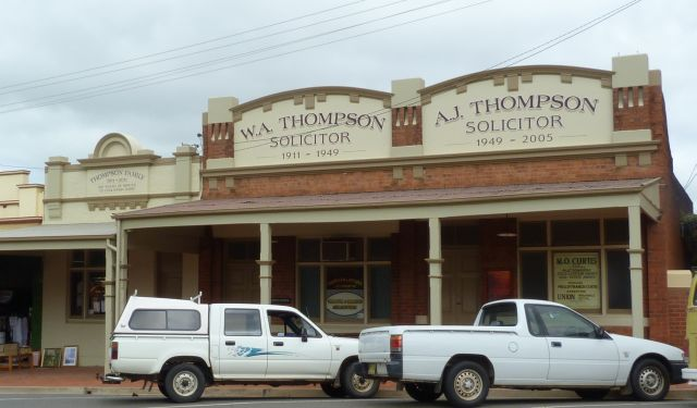 Travels with a Tick Magnet: Grong grong, Ganmain, Coolamon and Junee
