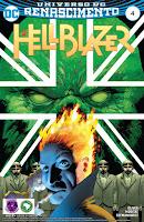 DC Renascimento: Hellblazer #4