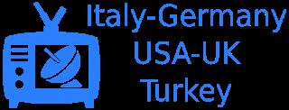 Tivibu Turkey USA UK SKY Atlantic Germany Italy