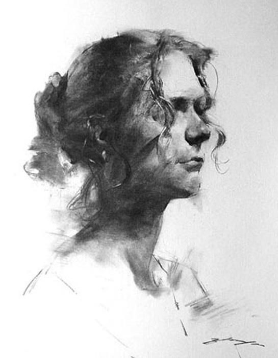 04-Zhaoming-Wu-Our-Essence-Captured-in-Charcoal-Portrait-Drawings-www-designstack-co