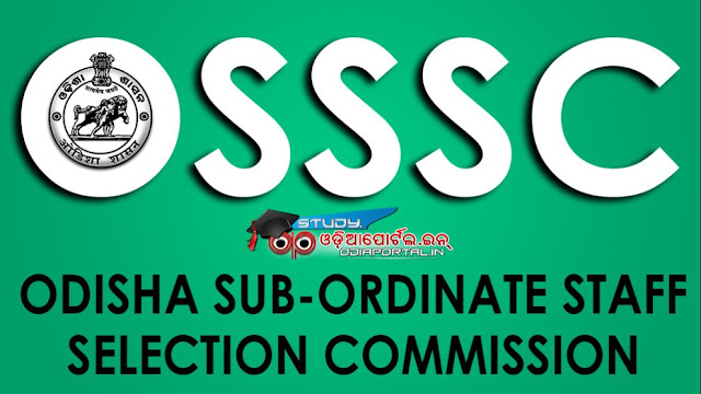 OSSSC: Syllabus For The Post of Junior Clerk (District Cadre/Various Dept.) ODISHA SUB-ORDINATE STAFF SELECTION COMMISSION or OSSSC: Plan of examination for the post of Junior Clerk: There shall be a Written Examination for 400 marks and Practical Skill Test of 50 marks as detailed below. pdf
