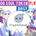 How to Play Soul money clicker game-complete daily task & reward SOUL tokens