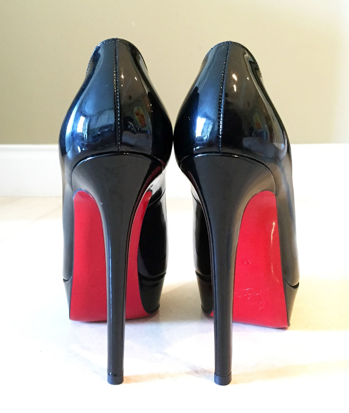 My Superficial Endeavors  Christian Louboutin Bianca Pumps... So In Love! 71b5bf8d4
