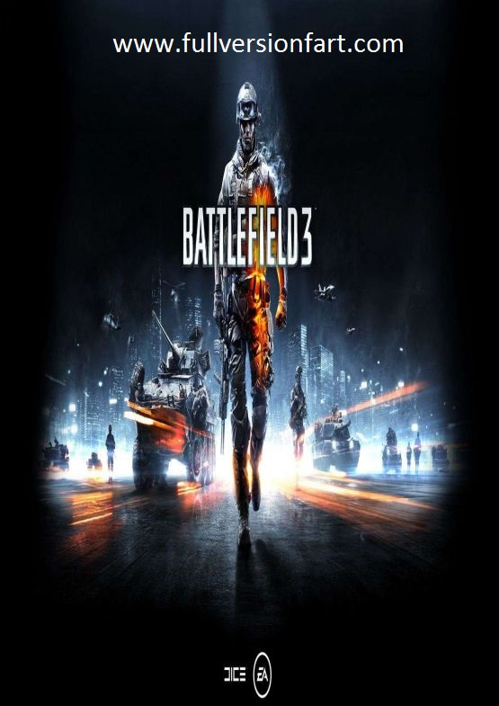 Download Battlefield 3 for PC free full version