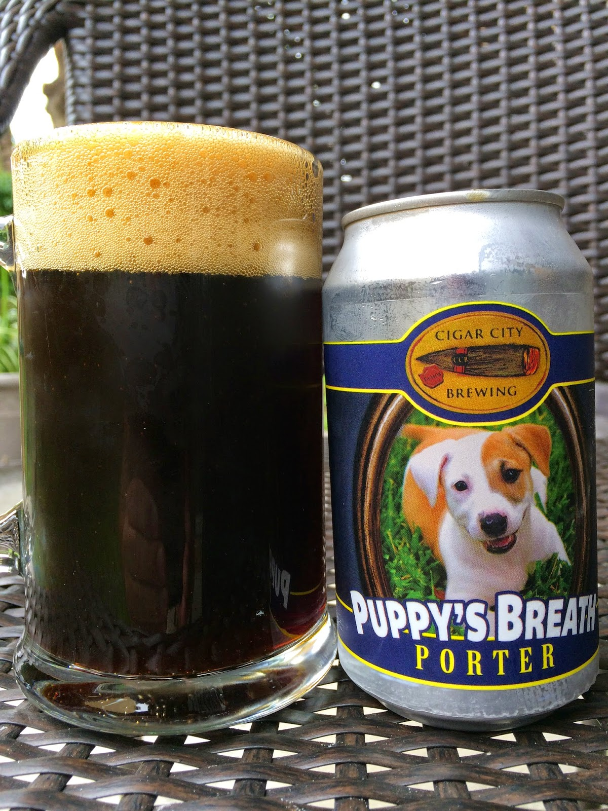 Daily Beer Review Puppys Breath Porter