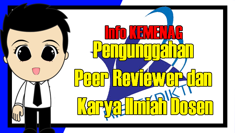 Peer Reviewer dan Karya Ilmiah Dosen
