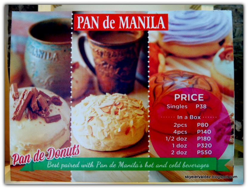 Mommy Eichel Pan De Donuts By Pan De Manila