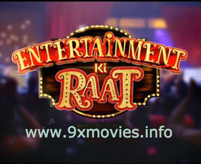 Entertainment Ki Raat 19 November 2017 HDTV 480p 200MB
