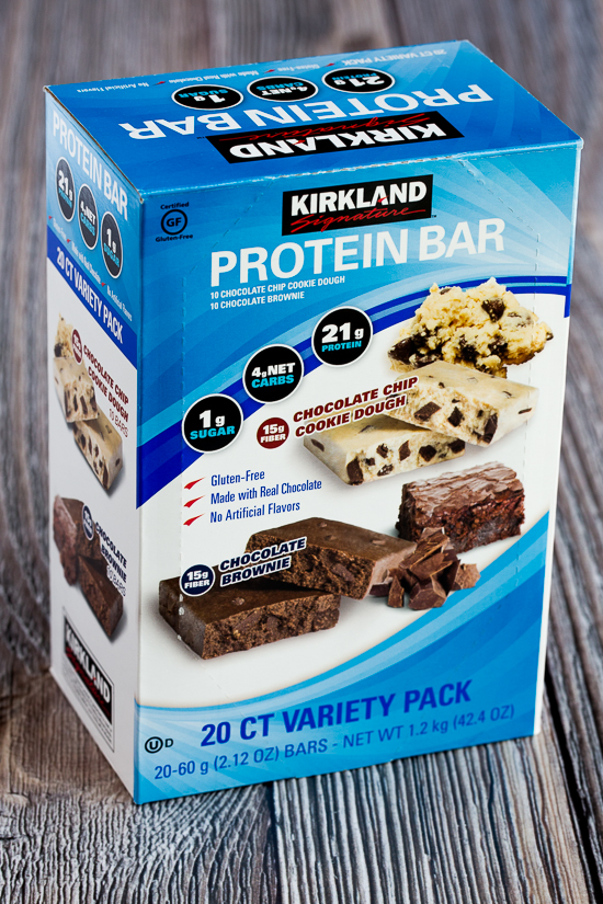 Kalyn's Kitchen Picks: Kirkland Protein Bar found on KalynsKitchen.com