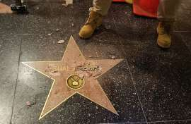 Donald Trump's Walk Of Fame Star Vandal Gets No Jail Time