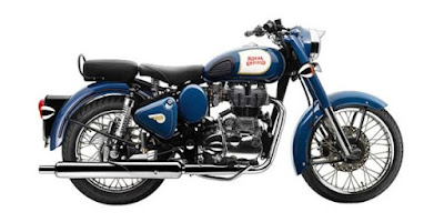 Royal Enfield Classic 350 right side look