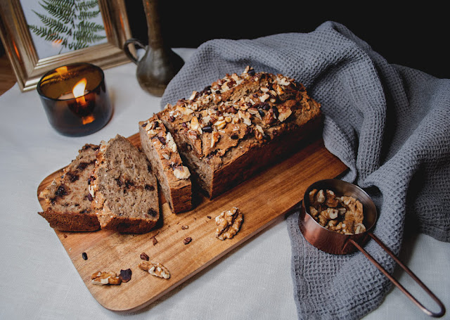 banana, bread, yunaban, vegan, blog, schweiz, swiss, bananenbrot, glutenfree, glutenfrei, nuts, recipe, rezept, oil, free, sugar, refined, sugar, free, zuckerfrei, baking, plantbased