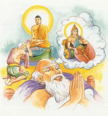 Đạo Phật Nguyên Thủy - Tìm Hiểu Kinh Phật - TRUNG BỘ KINH - Hiền ngu (Bàlapanditasuttam)