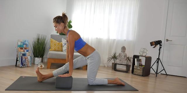 Nếu bạn đang chán ghét cơ thể mình, hãy nghĩ ngay tới luyện tập Yoga
